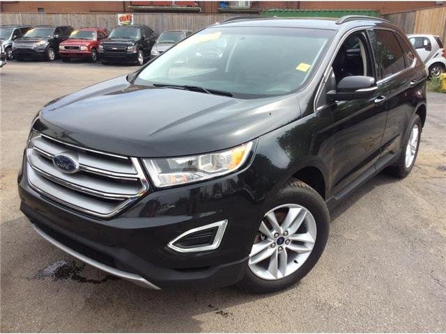 2015 Ford Edge SEL (Stk: A8539) in Sarnia - Image 1 of 30