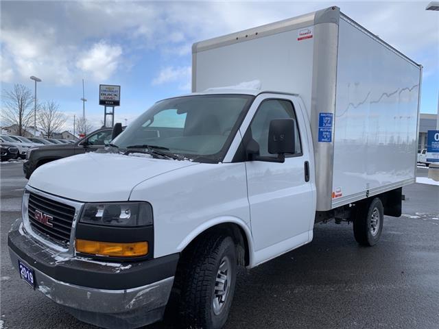 2019 GMC Savana Cutaway Work Van (Stk: 79553) in Carleton Place - Image 1 of 13