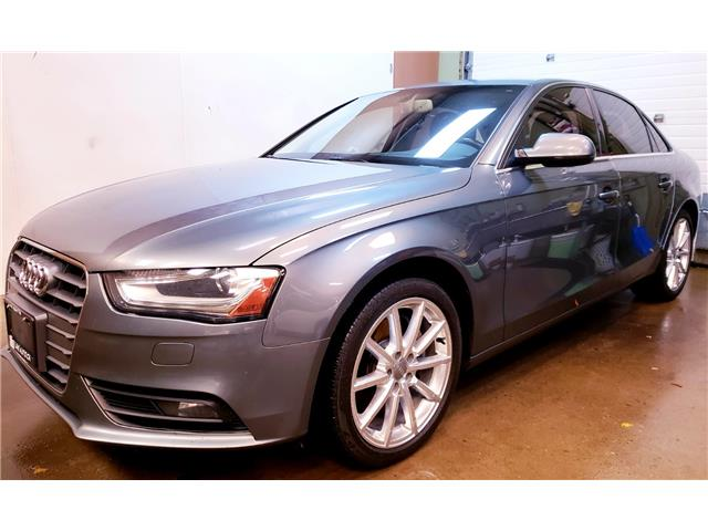 2014 Audi A4 2.0 Technik (Stk: ) in Concord - Image 1 of 19