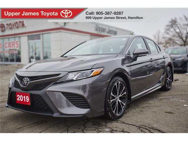2019 Toyota Camry SE (Stk: 84234) in Hamilton - Image 1 of 22