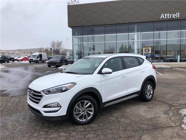 2018 Hyundai Tucson Premium (Stk: KM8J3C) in Brampton - Image 1 of 21