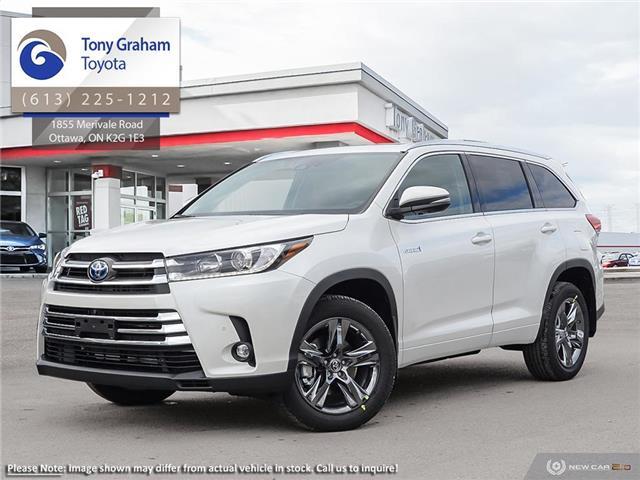 2019 Toyota Highlander Hybrid Limited (Stk: 58965) in Ottawa - Image 1 of 10