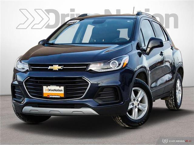 2018 Chevrolet Trax LT (Stk: D1547A) in Regina - Image 1 of 28