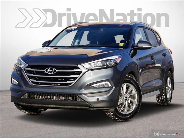 2017 Hyundai Tucson Premium (Stk: D1481) in Regina - Image 1 of 28