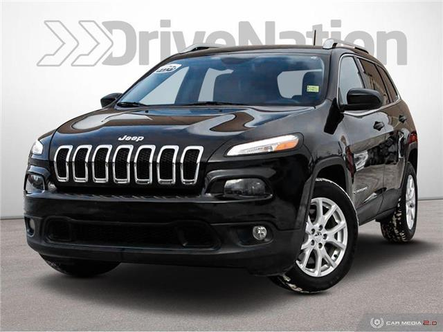 2016 Jeep Cherokee North (Stk: D1520A) in Regina - Image 1 of 27