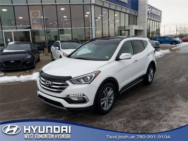 2018 Hyundai Santa Fe Sport  (Stk: E4764) in Edmonton - Image 2 of 27