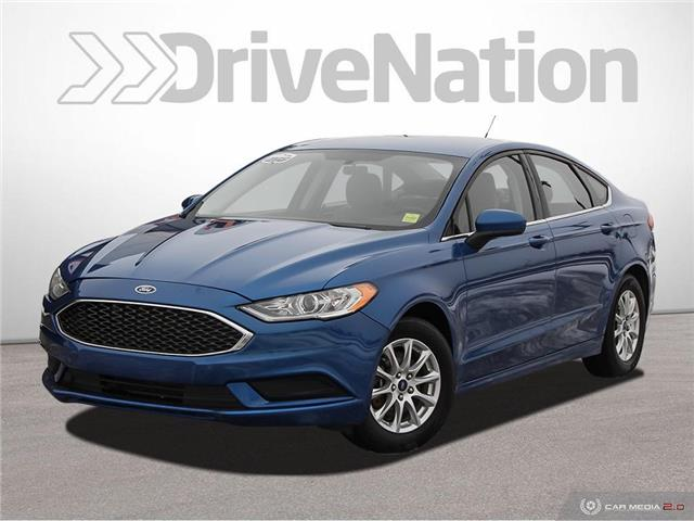 2017 Ford Fusion S (Stk: WE491) in Edmonton - Image 1 of 27