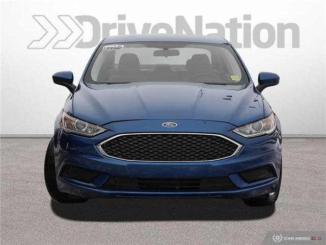 2017 Ford Fusion S (Stk: WE491) in Edmonton - Image 2 of 27