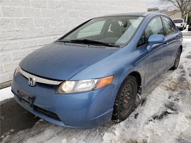 2008 Honda Civic LX (Stk: 19P208A) in Kingston - Image 1 of 1