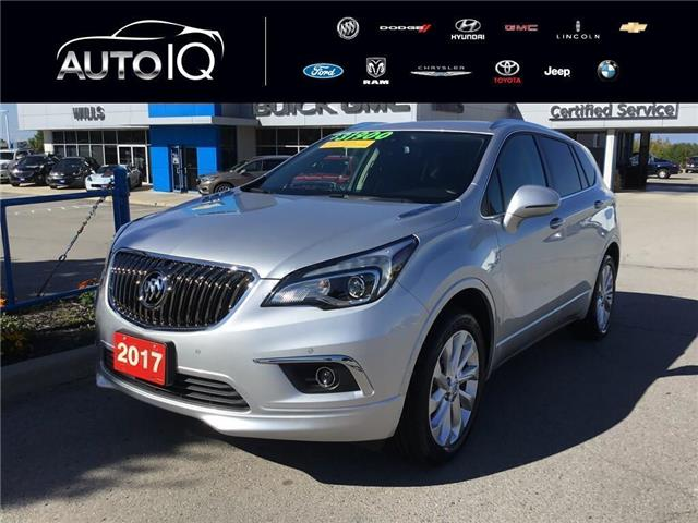 2017 Buick Envision Premium I (Stk: K503A) in Grimsby - Image 1 of 15