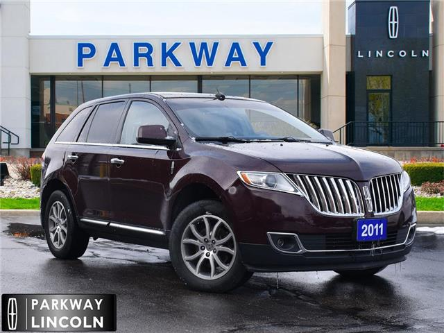 2011 Lincoln MKX Base (Stk: NL9847B) in Waterloo - Image 1 of 26