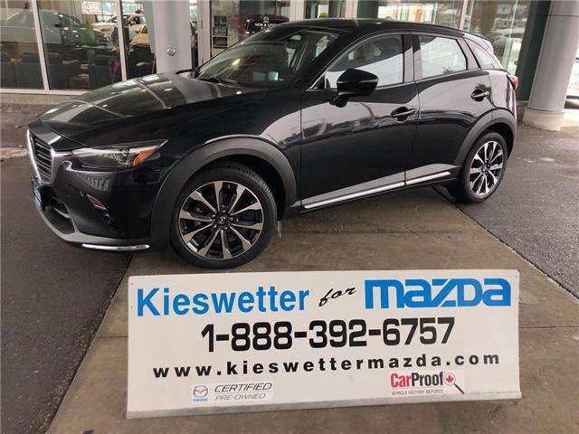 2019 Mazda CX-3 GT (Stk: 35173) in Kitchener - Image 1 of 30