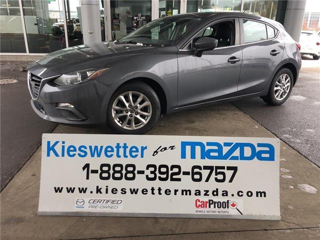 2015 Mazda Mazda3 Sport GS (Stk: U3913) in Kitchener - Image 1 of 28