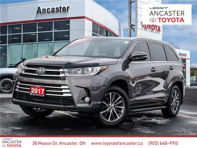2017 Toyota Highlander  (Stk: P165) in Ancaster - Image 1 of 30