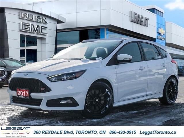 2017 Ford Focus ST Base (Stk: 300635AB) in Etobicoke - Image 1 of 28