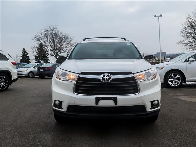 2016 Toyota Highlander XLE (Stk: 95600R) in Waterloo - Image 2 of 27