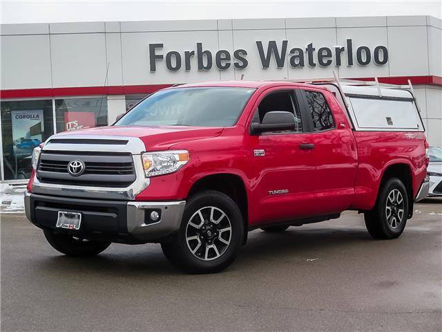 2015 Toyota Tundra SR 5.7L V8 (Stk: 05017A) in Waterloo - Image 1 of 23
