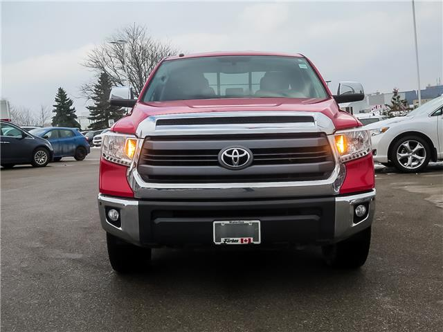 2015 Toyota Tundra SR 5.7L V8 (Stk: 05019A) in Waterloo - Image 2 of 21