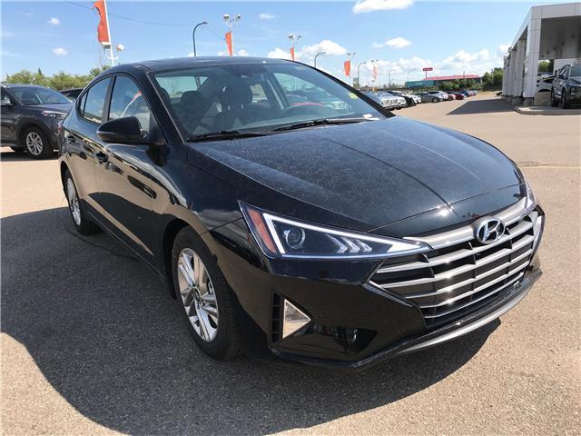 2020 Hyundai Elantra Preferred w/Sun & Safety Package (Stk: 40000) in Saskatoon - Image 2 of 24