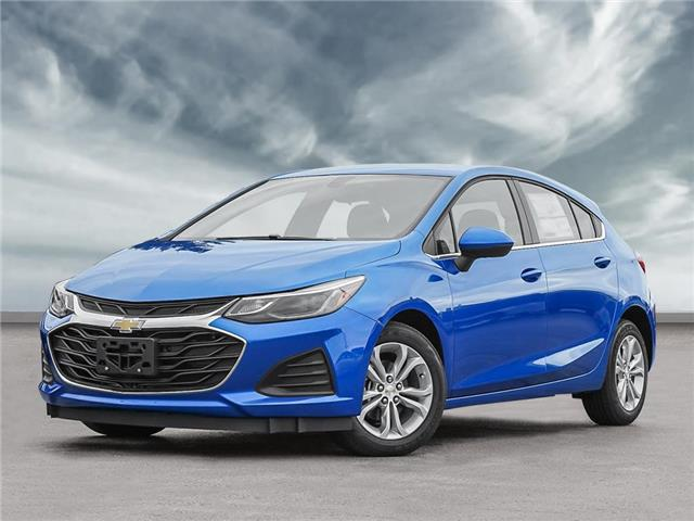 2019 Chevrolet Cruze LT (Stk: 9568696) in Scarborough - Image 1 of 23