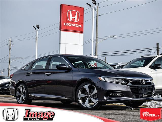 2020 Honda Accord Touring 1.5T (Stk: 10A462) in Hamilton - Image 1 of 21