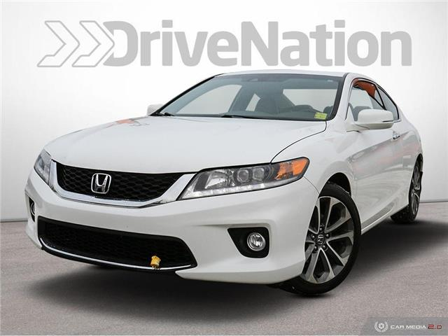 2015 Honda Accord EX-L-NAVI V6 (Stk: A3077) in Saskatoon - Image 1 of 27