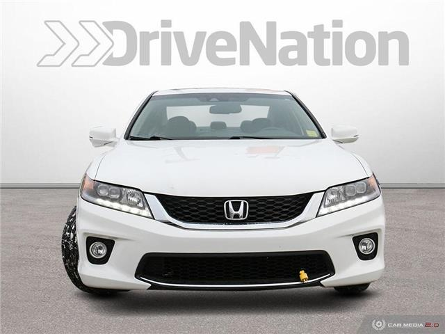 2015 Honda Accord EX-L-NAVI V6 (Stk: A3077) in Saskatoon - Image 2 of 27