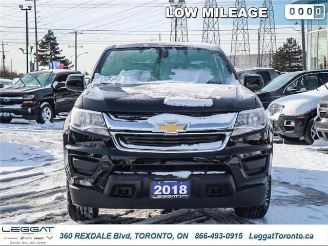 2018 Chevrolet Colorado WT (Stk: 213335A) in Etobicoke - Image 2 of 23