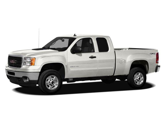 2011 GMC Sierra 2500HD SLE (Stk: A4095A) in Saskatoon - Image 1 of 1