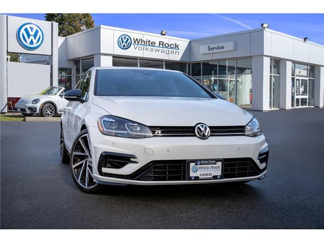 2018 Volkswagen Golf R 2.0 TSI (Stk: VW1018) in Vancouver - Image 1 of 22