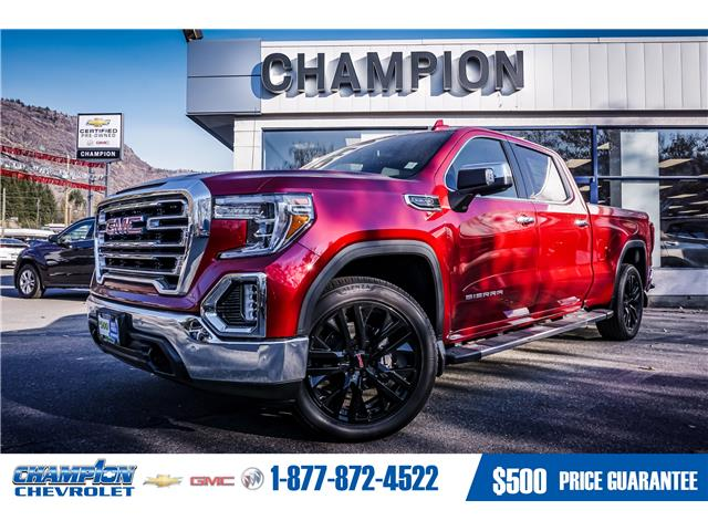 2020 GMC Sierra 1500 SLT (Stk: 20-12) in Trail - Image 1 of 29