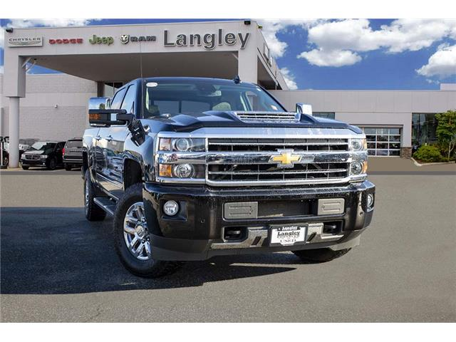 2018 Chevrolet Silverado 3500HD High Country (Stk: K863322A) in Surrey - Image 1 of 25