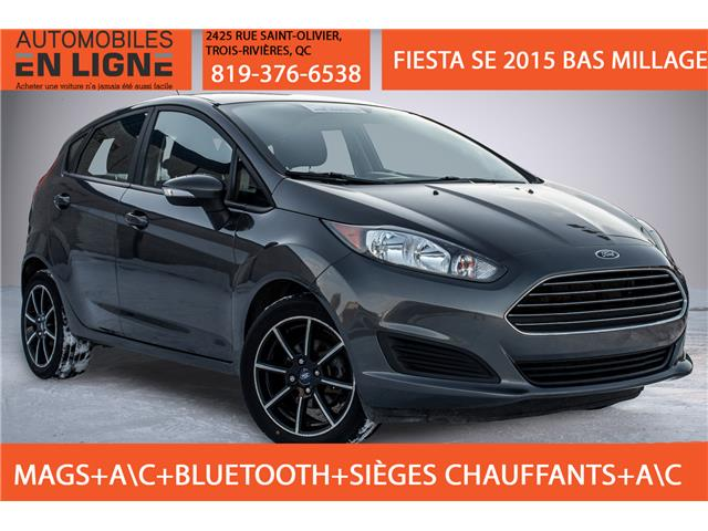 2015 Ford Fiesta SE (Stk: 201747) in Trois Rivieres - Image 1 of 39