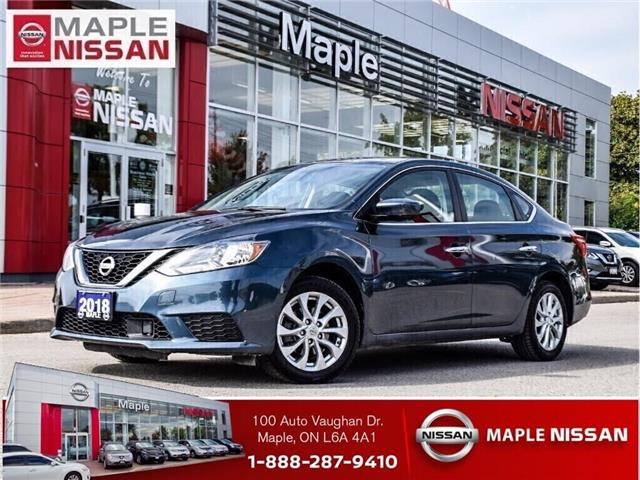 2018 Nissan Sentra SV (Stk: UM1663) in Maple - Image 1 of 25