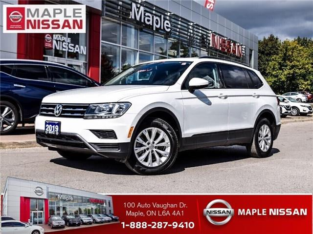 2019 Volkswagen Tiguan Trendline (Stk: UM1652) in Maple - Image 1 of 23