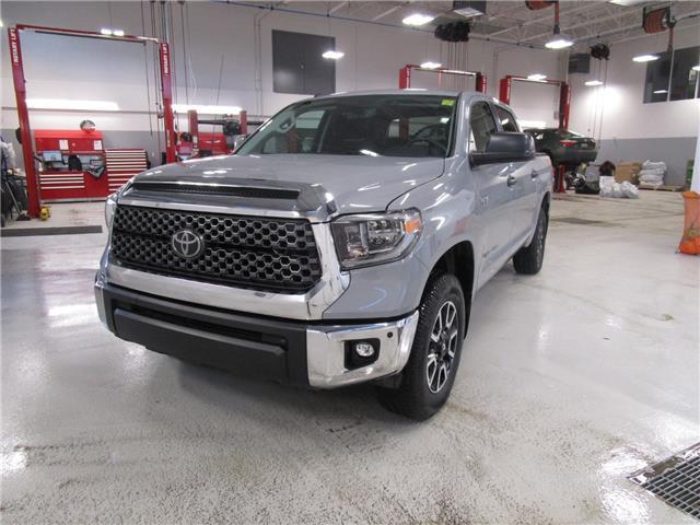 2018 Toyota Tundra SR5 Plus 5.7L V8 (Stk: 2080381 ) in Moose Jaw - Image 1 of 27