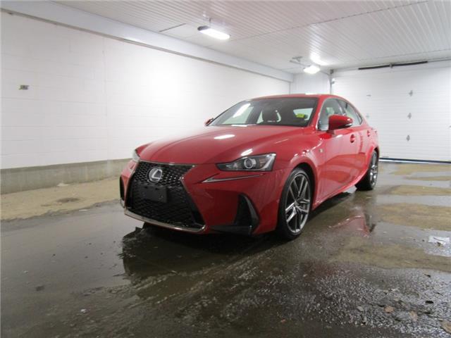 2018 Lexus IS 300 Base (Stk: F171078) in Regina - Image 1 of 33