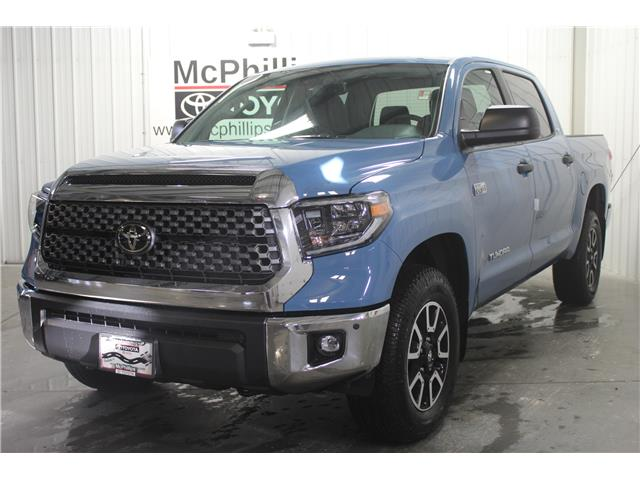 2020 Toyota Tundra Base (Stk: X892856) in Winnipeg - Image 1 of 23