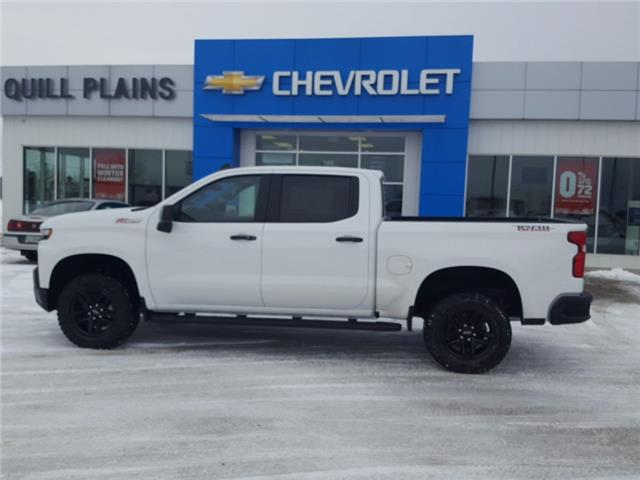 2020 Chevrolet Silverado 1500 LT Trail Boss (Stk: 20T039) in Wadena - Image 1 of 22