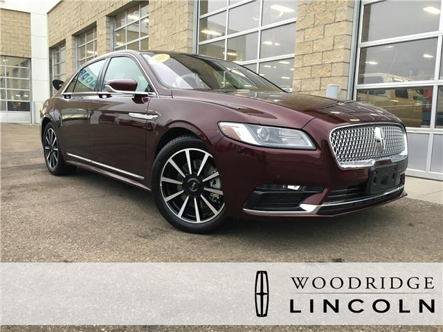 2018 Lincoln Continental Reserve (Stk: 17369) in Calgary - Image 1 of 22