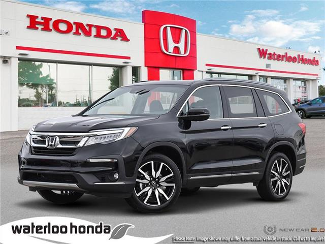 2020 Honda Pilot Touring 8P (Stk: H6505) in Waterloo - Image 1 of 23