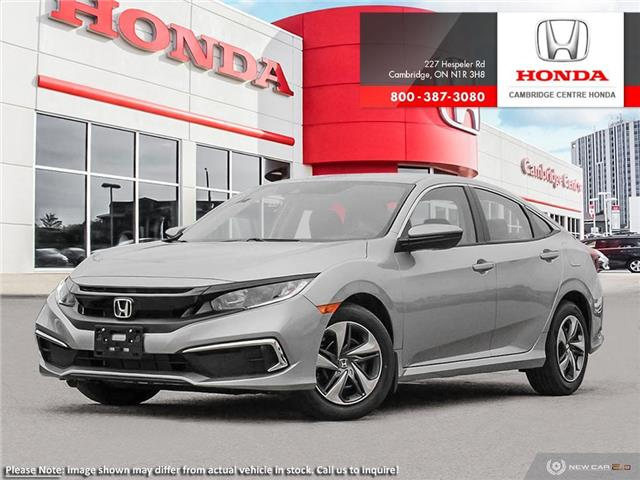 2020 Honda Civic LX (Stk: 20502) in Cambridge - Image 1 of 24
