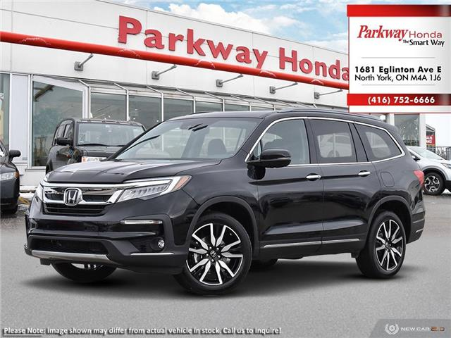2020 Honda Pilot Touring 8P (Stk: 23049) in North York - Image 1 of 23