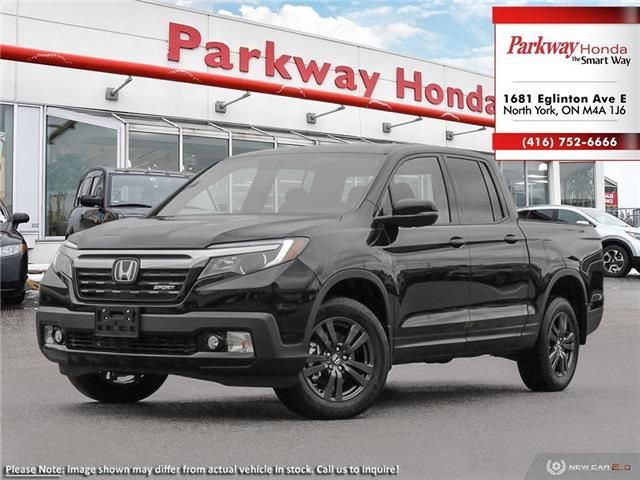 2019 Honda Ridgeline Sport (Stk: 926020) in North York - Image 1 of 23