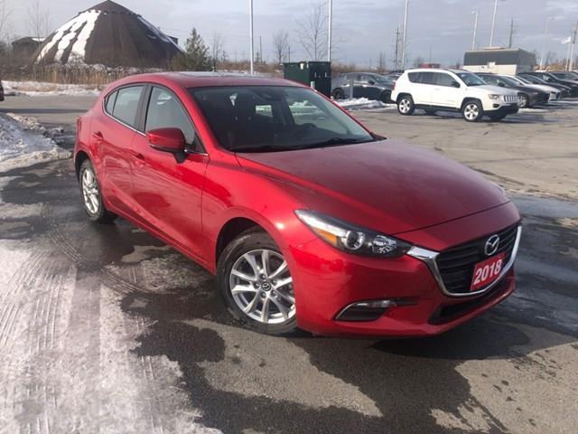 2018 Mazda Mazda3 Sport GS 3MZBN1L75JM238236 2463A in Ottawa