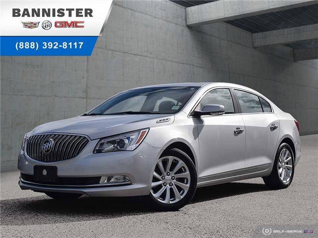 2015 Buick LaCrosse Leather (Stk: P19-641A) in Kelowna - Image 1 of 25