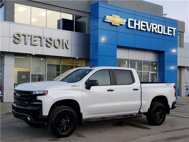 2020 Chevrolet Silverado 1500 LT Trail Boss (Stk: 20-018) in Drayton Valley - Image 1 of 7