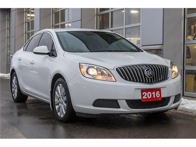 2014 Buick Verano Base (Stk: 42680A) in Innisfil - Image 1 of 20