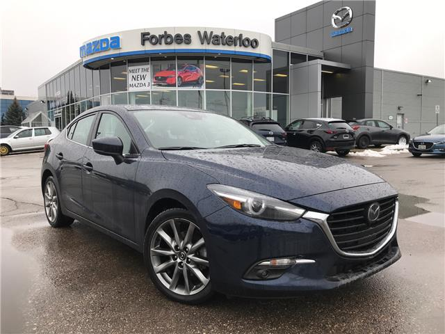 2018 Mazda Mazda3 GT (Stk: W2375) in Waterloo - Image 1 of 1