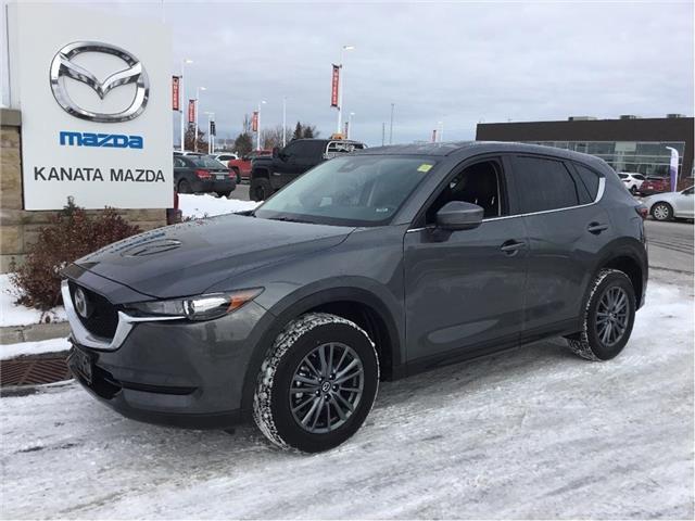 2019 Mazda CX-5 GS (Stk: m921) in Ottawa - Image 1 of 24